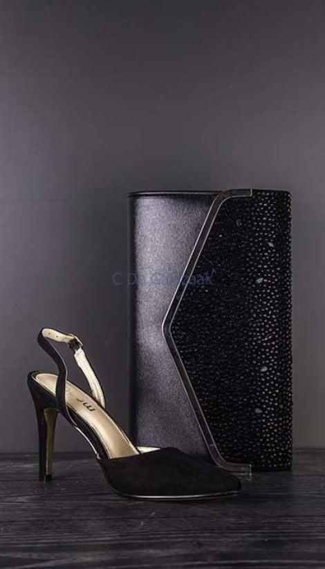 Zwarte pumps 2208 - GLZK-schoenen