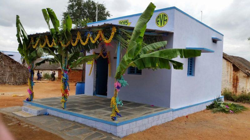 Proyecto solidario de Domo Gestora en la India