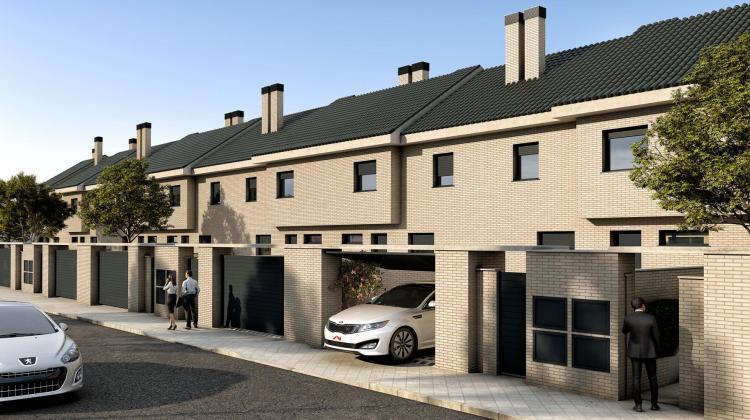 Promociones de pisos y chalets en cooperativa a precio de - Casas en rivas vaciamadrid ...