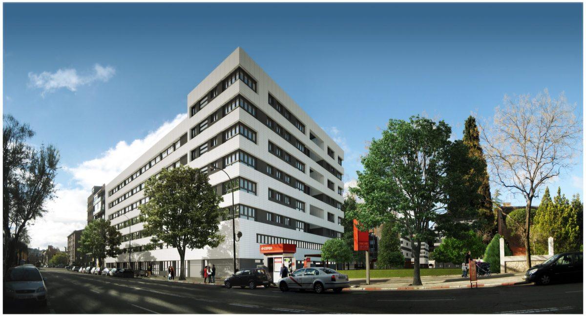 Pisos en madrid zona de retiro de 1 a 4 dormitorios for Cooperativa pisos madrid