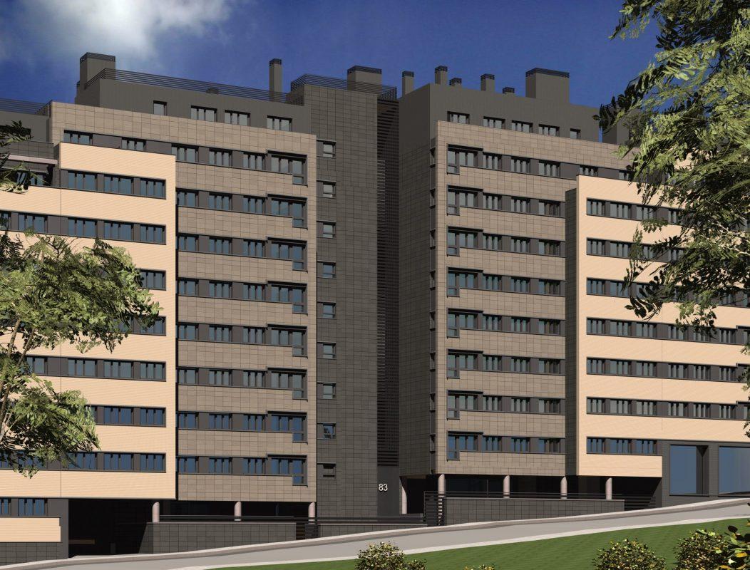 Pisos vpo madrid valdebebas virima domo gestora for Cooperativa pisos madrid