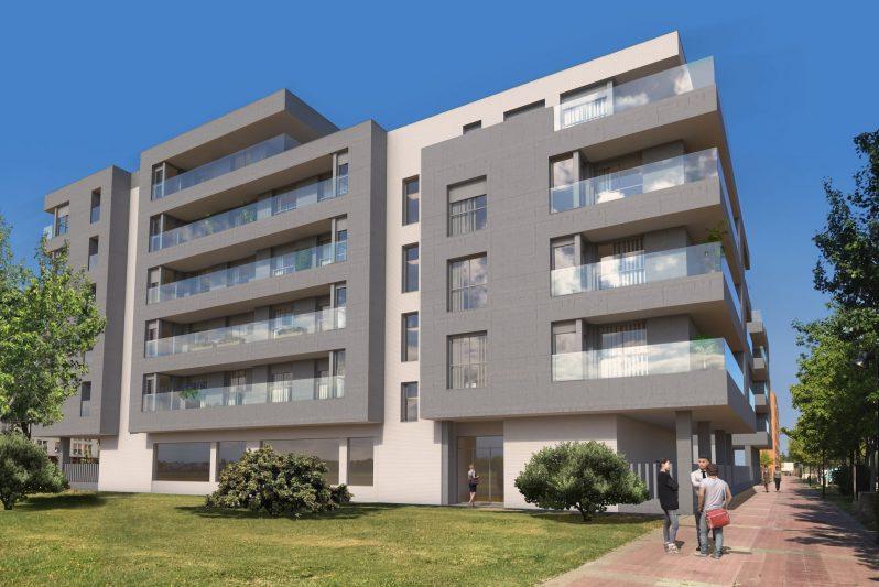 Promociones de pisos y chalets en cooperativa a precio de for Cooperativa pisos madrid