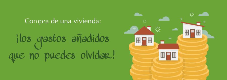 los gastos de comprar una casa