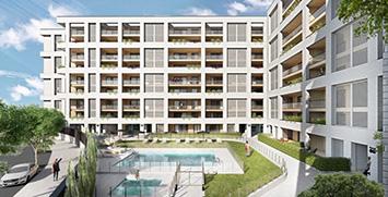 Promoción de pisos en tres cantos - Domo Gestora