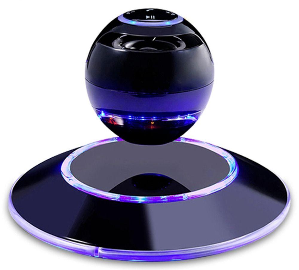 Details about BLUETOOTH SPEAKER LED LEVITATING 10D Floating MAGLEV Wireless  Magnetic Levitation