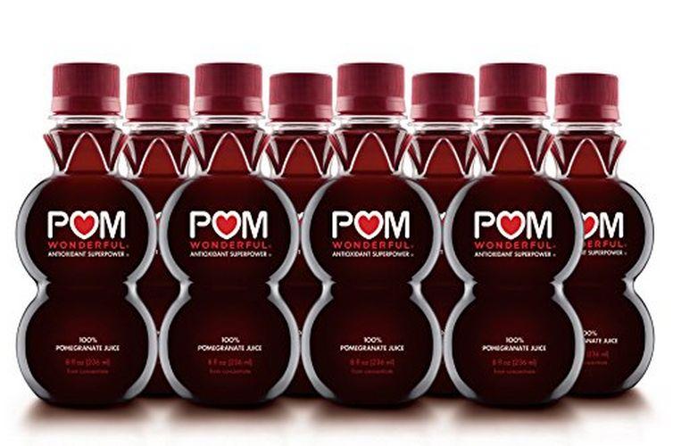 POM Wonderful 100% Pomegranate Juice, 8oz (Pack of 8 Bottles)   eBay