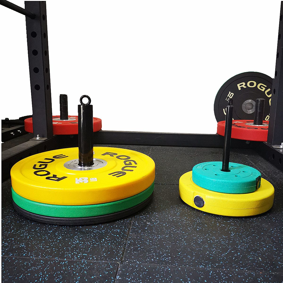 Loading Pin Dumbbell Rack Weight Rack Home Gym Pulley Cable Exercises Attachment