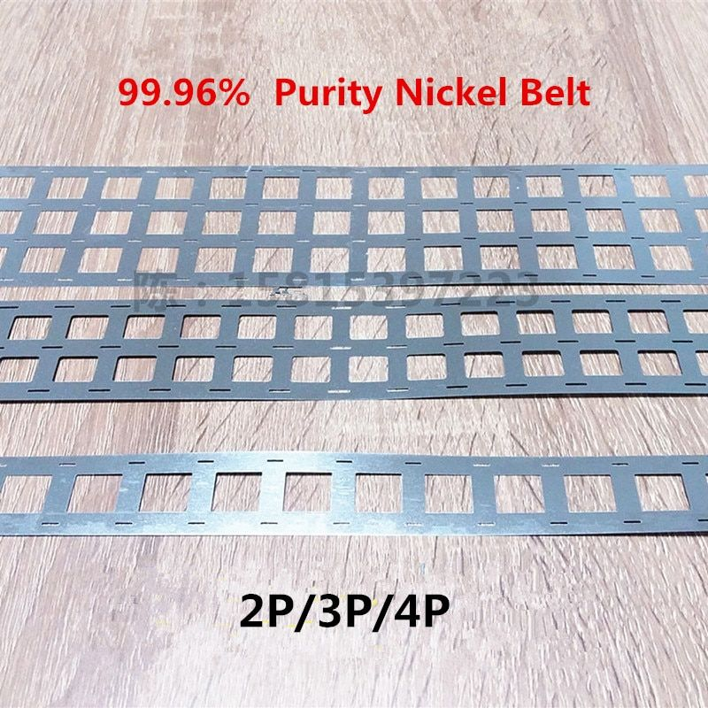Pure Nickel Strap-99.96/% Nickel Strip for 18650 Battery Spot Welding Machine Welder Equipment