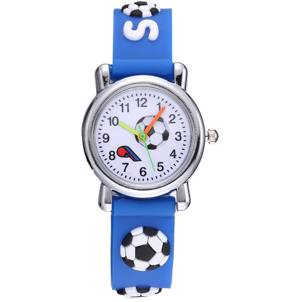 5e5adecd3 Details about Children Watches for Boys Girls Kids Wrists Football Hand  Watch Sports Quartz