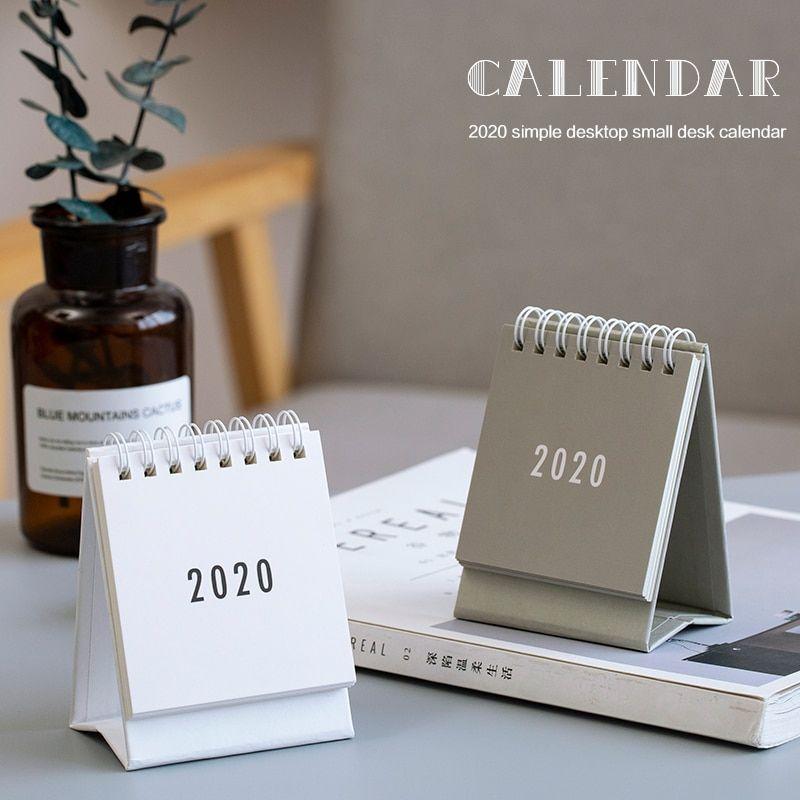 Small Table Calendar 5