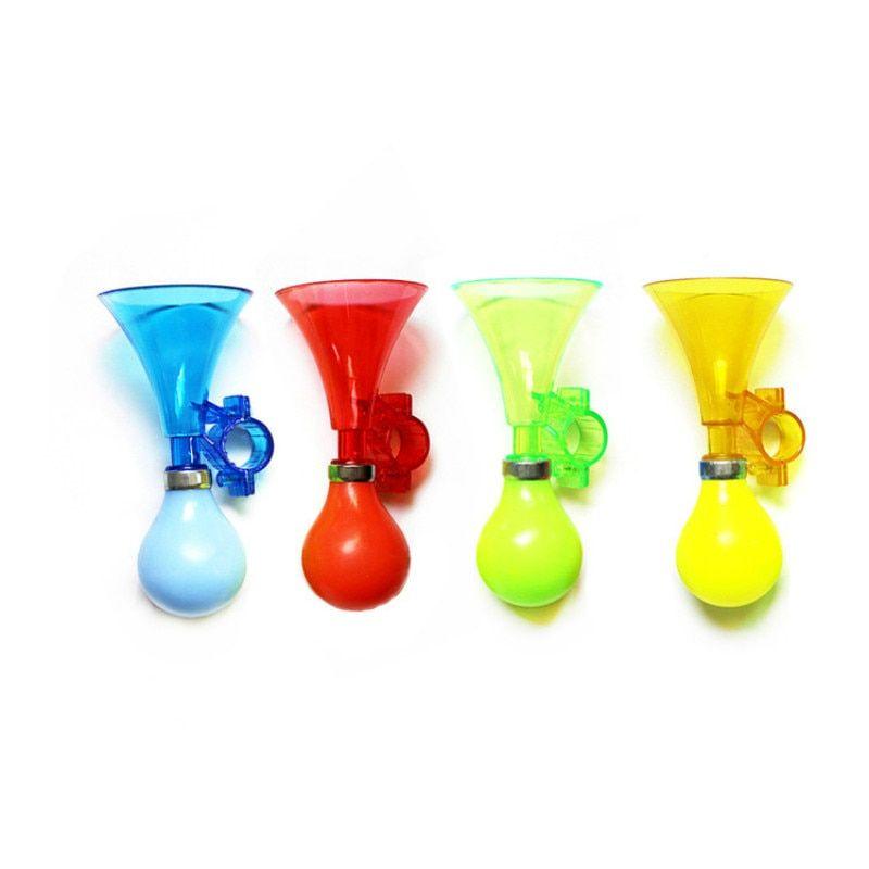 Handlebar Bell Ring Bike Air Horn Loud Bicycle Bells Cycling Accessories
