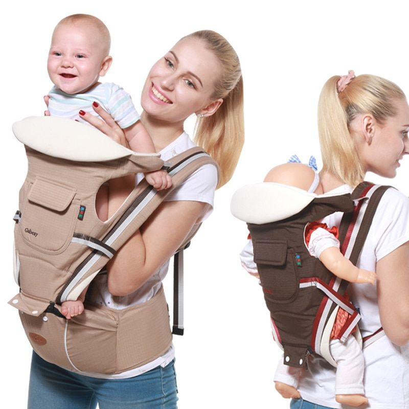 Details about Baby Ergonomic Carrier Backpack Hipseat For Newborn Prevent  O-type Legs Sling