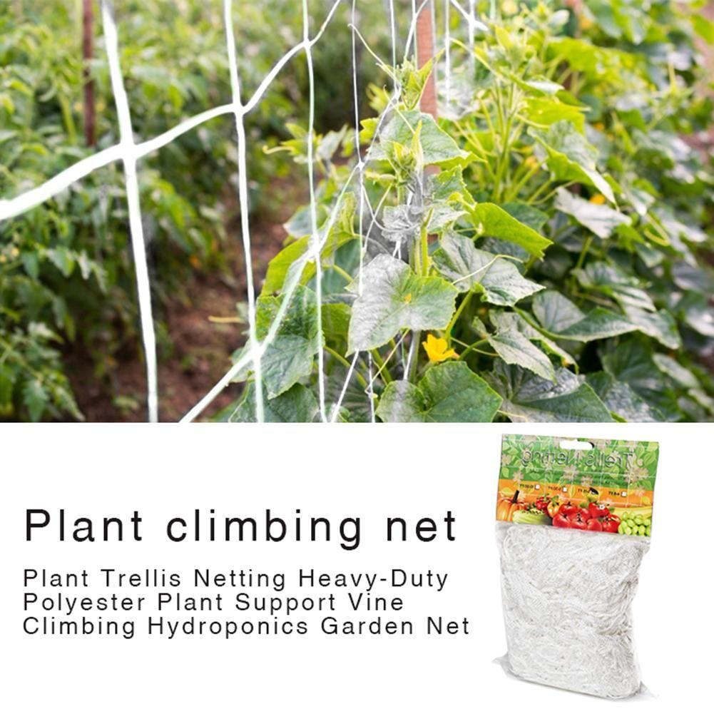 Plant Climbing Netting Grow Support Trellis Garden Nets Vine Fence