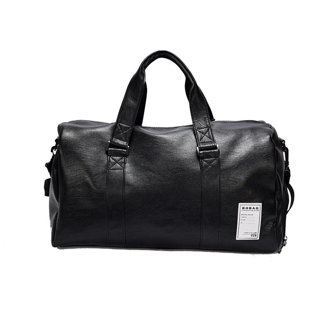 0557670524d4 Large Capacity Gym Bag man Women Yoga Handbag Travel Duffel Bags Black  Outdoor Sport Bag Multipurpose Sling Shoulder Bags