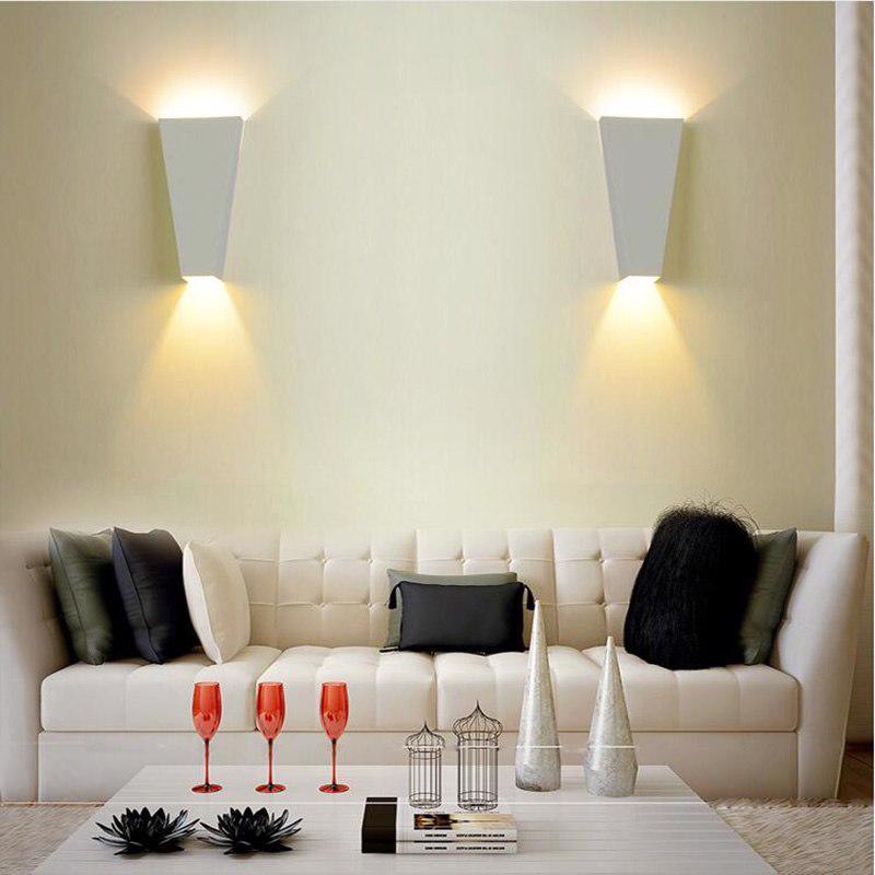 Wall Sconce Modern Lamp Indoor Lighting Fixture Home Decor Bedroom