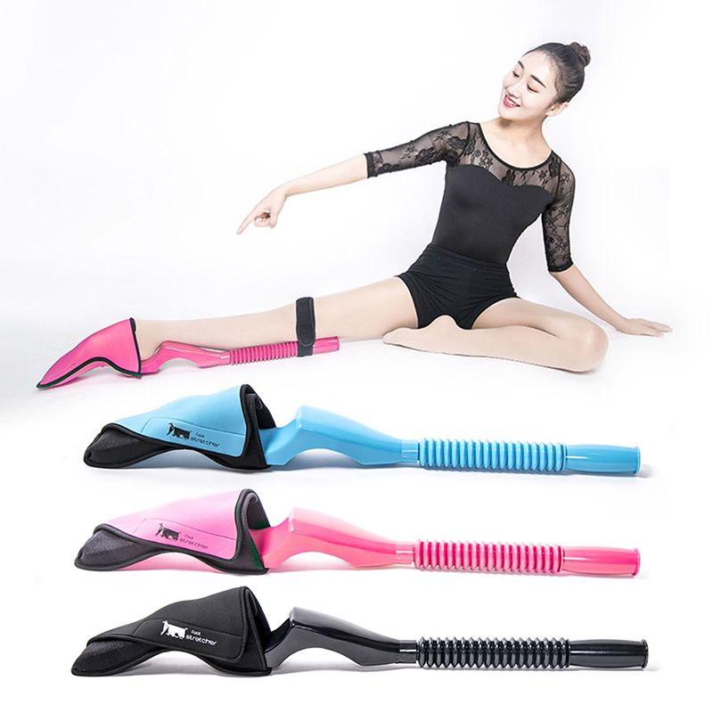 Sport Foldable Portable Instep Tool Detachable Ballet Exercise Foot Stretcher