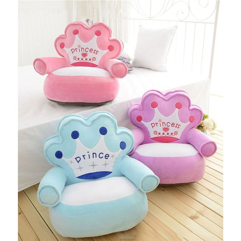 Details About Kids Sofa Cover Cartoon Couch Children Chair Baby Seat Armchair Toddler Cushion