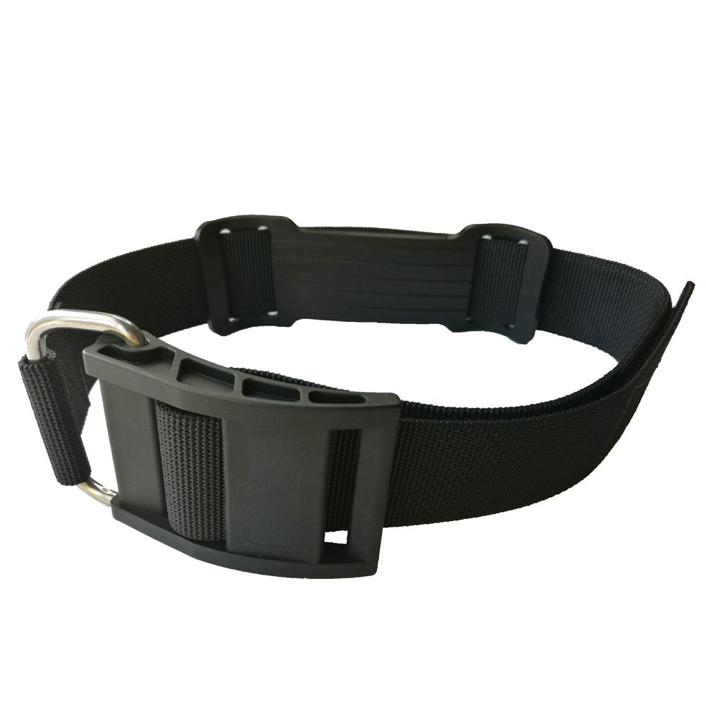 VGEBY Weight Belt Keeper Stainless Steel Underwater Diving Slide Buckle Weight Belt Keeper Diving Accessory