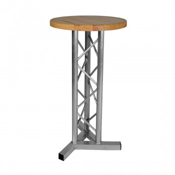 DT-TABLE 2 3 legs round circle