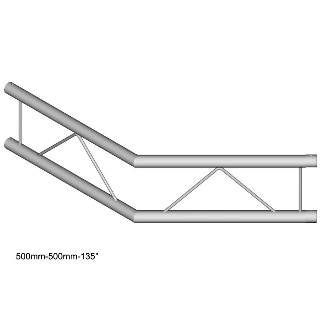 DT 22-C23V-L135 - DT 22 - Ladder Truss - Products