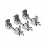 DURASTAGE Steel Clamp Set (3 pcs)
