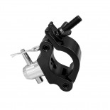 DT PRO Clamp with halfcone 300kg black