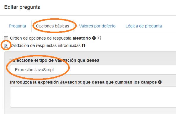Seleccionar Javascript