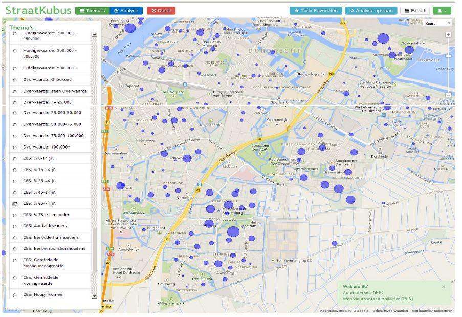 big data straatkubus