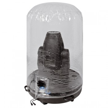 WP-02 Moving Head Dome