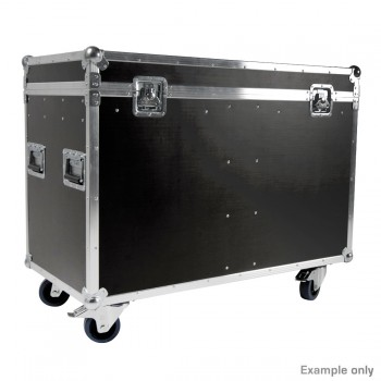Touring Case for 2 X Artiste DaVinci old