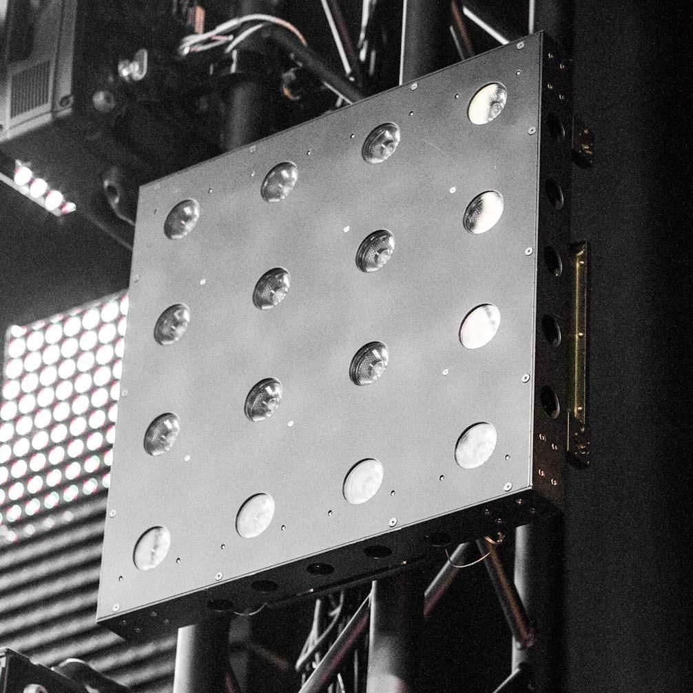 Elar Quad Panel Outlet Products Elation Professional