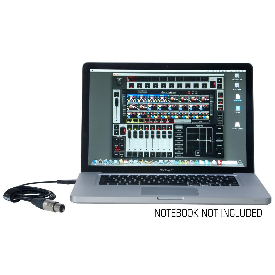 Emulation - DMX software - Discontinued - Products - Elation