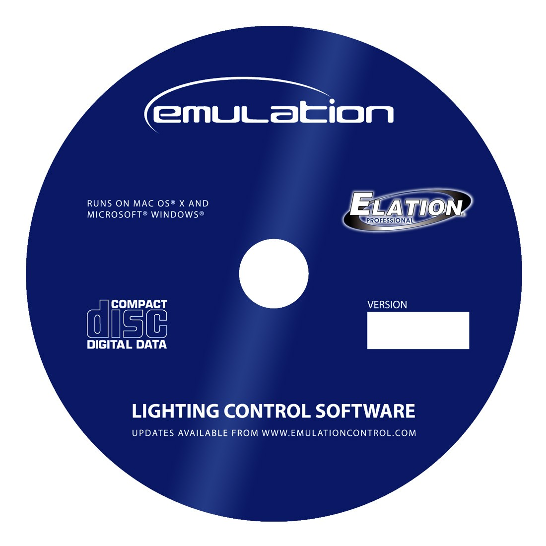 Emulation - DMX software - Discontinued - Products - Elation