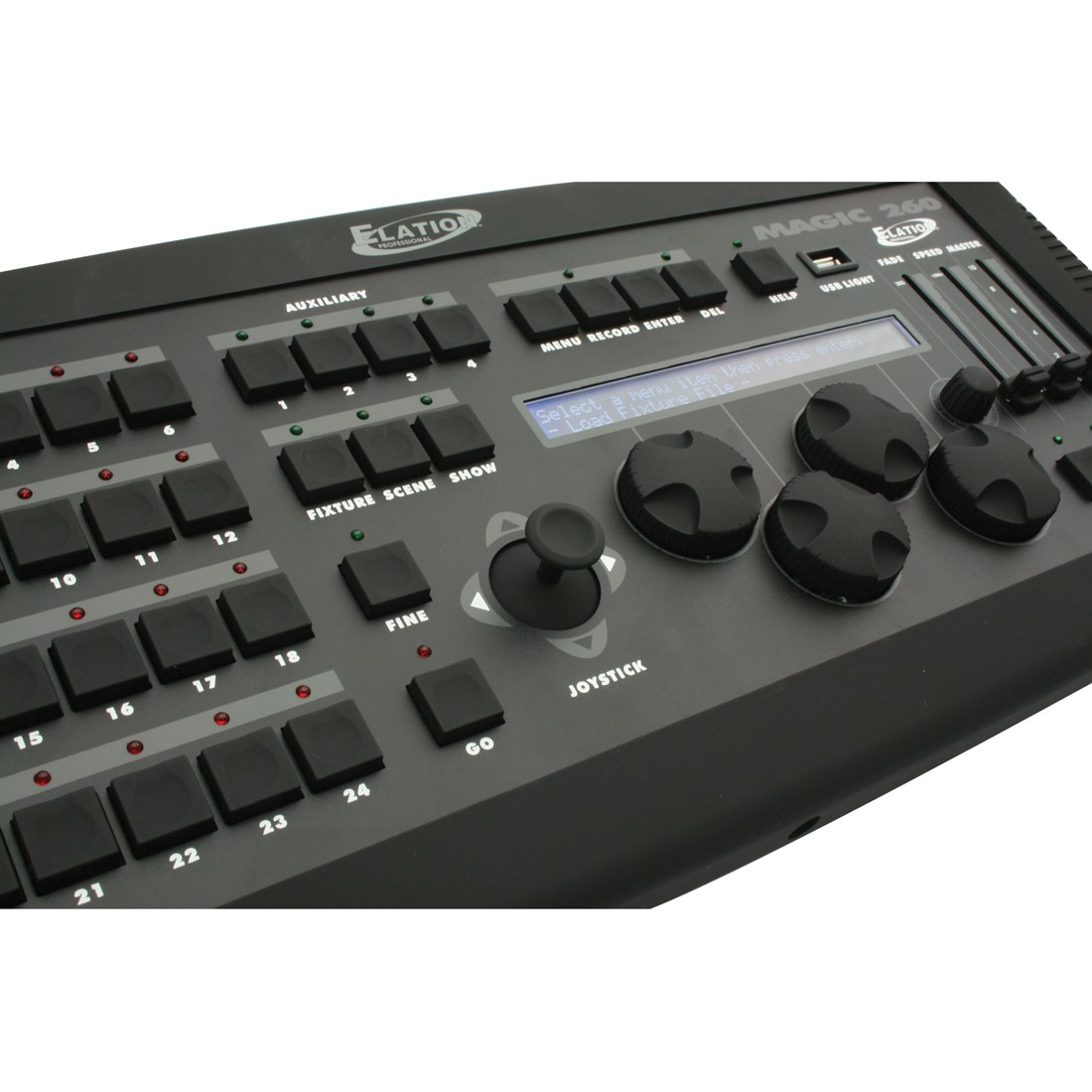 Magic 260 DMX controller - Product Archive - Products