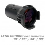 PHDL26; 26 Deg HD Lens for LED Profile