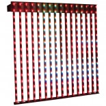 EVLED256 RGB DIP LED Video Panel 16x16p