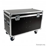Touring Case 2 X ACL 360 Roller