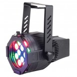 OPTI 30 LED RGB black 25°
