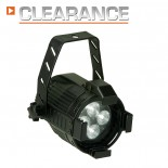 Opti PAR 16 LED 4x1W ww/25 black