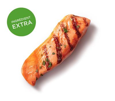 Pavé de saumon grillé