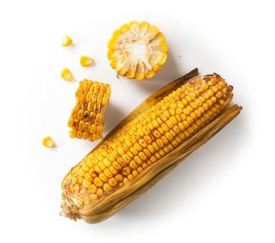 Maïs roti