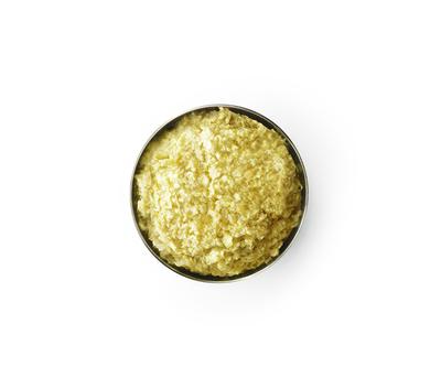Caviar d'artichaut et olives vertes