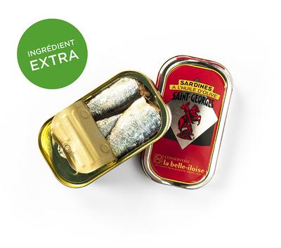 Boîte de sardines Belle-iloise