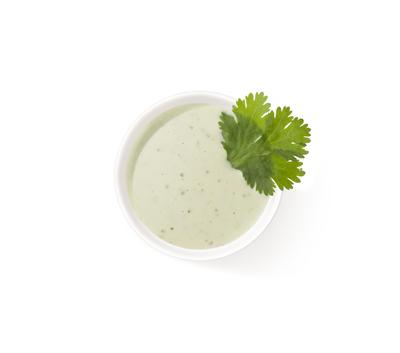 Creamy cilantro 0%