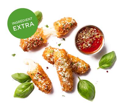 Mozzarella Sticks (x3)