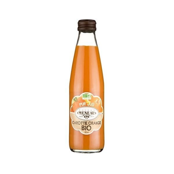 Jus Bio Carotte-Orange Meneau