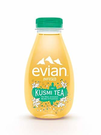 Evian Fruits & Plantes BIO Kusmi Tea