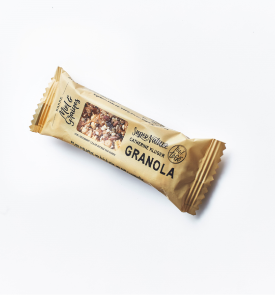 BARRE SUPERNATURE MIEL GRANOLA
