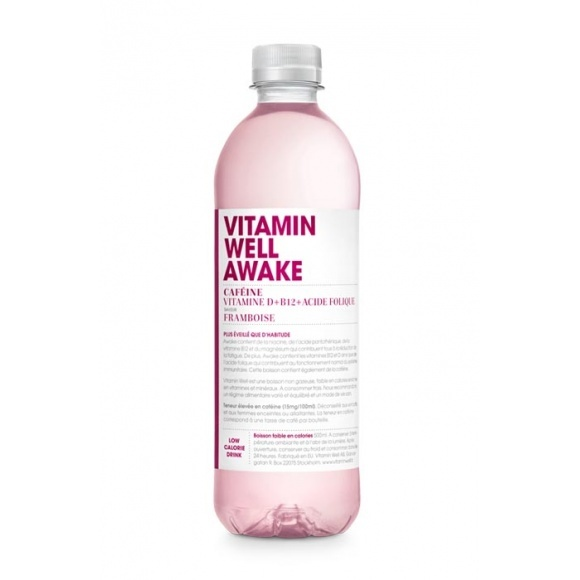 VITAMIN WELL AWAKE 33CL