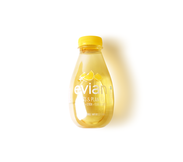 Evian fruit&plante citron 37cl